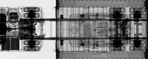 mobil x-ray konteyner tır konteyner tarama