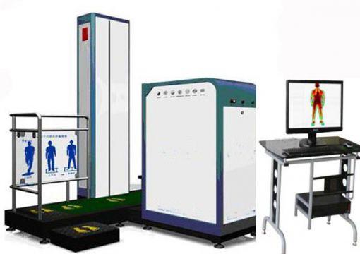 x-ray insan tarama arama sistemleri