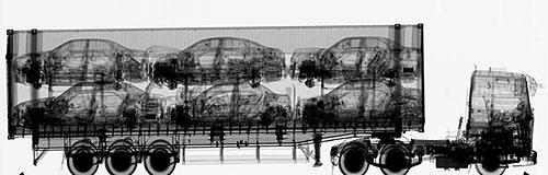 mobil x-ray kamyon tır konteyner tarama sistemleri